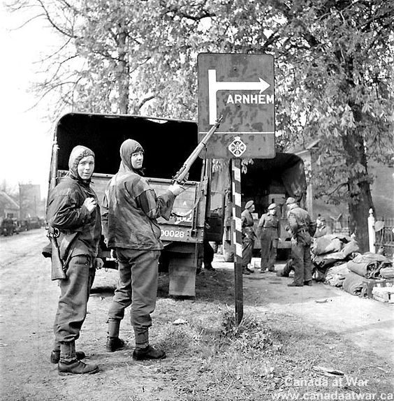 OPERATION market garden  Britis18