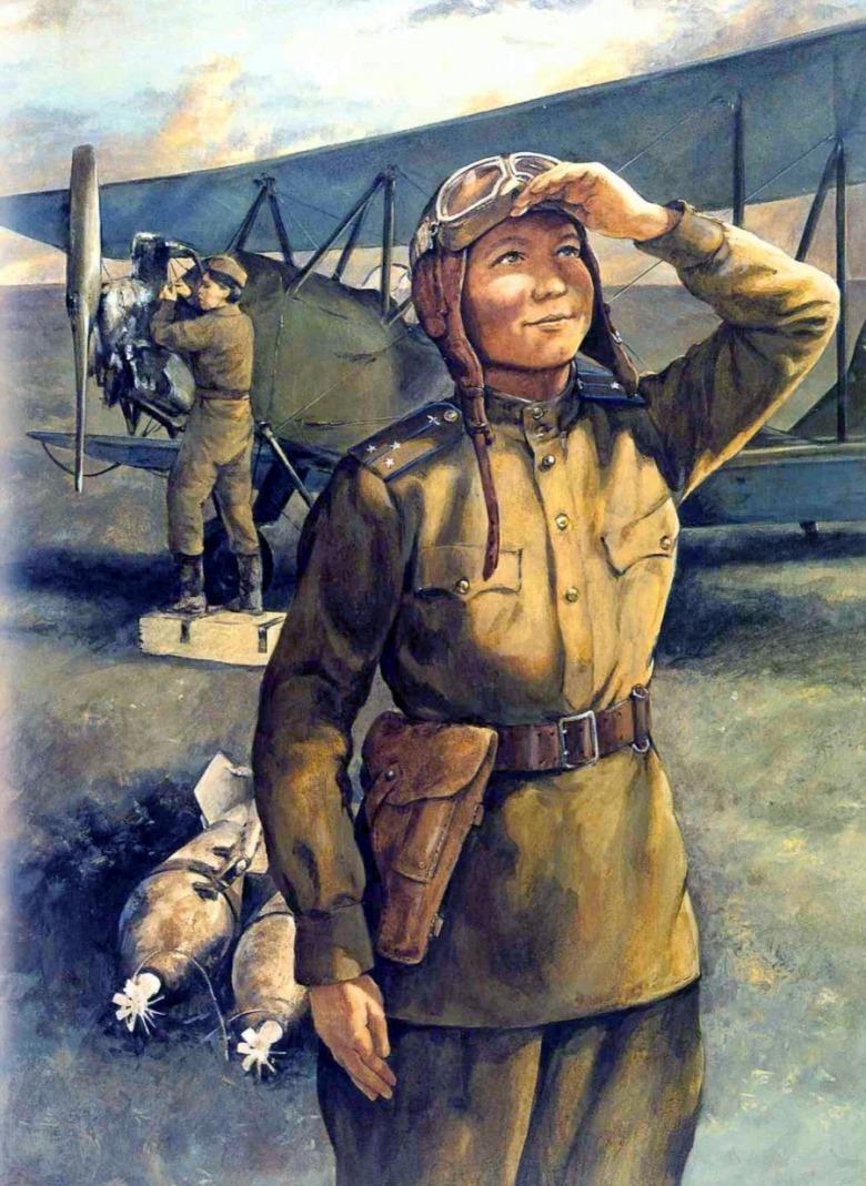 Polikarpov Po-2, 588o Σύνταγμα Νυχτερινού Βομβαρδισμού, κιτ KP 1/72 Tumblr10