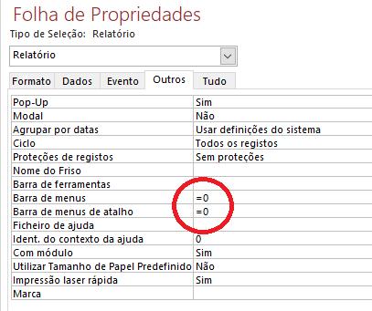 [Resolvido]impedir de entrar no modo design do relatório através do botão direito do mouse Rel11
