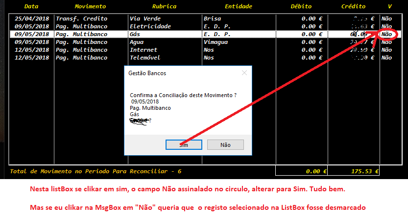 [Resolvido]Desmarcar registo selecionado na listBox ao clikar Não em MsgBox Sem_ty63