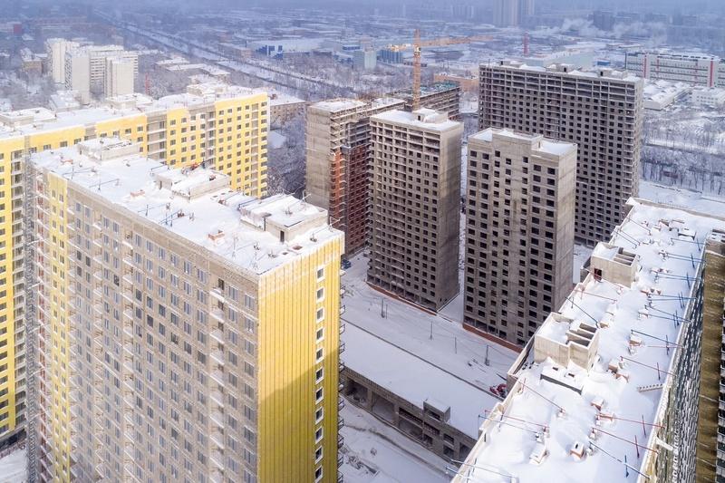 """На ЖК """"Летний сад"""" - начался монтаж фасадных конструкций! Теплозвукоизоляция под ними - лучше, чем у соседнего ЖК """"Город"""" - Страница 3 513"""