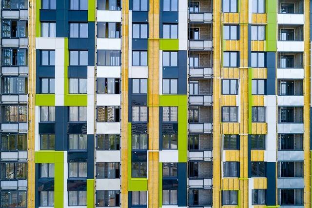 """На ЖК """"Летний сад"""" - начался монтаж фасадных конструкций! Теплозвукоизоляция под ними - лучше, чем у соседнего ЖК """"Город"""" - Страница 6 517"""