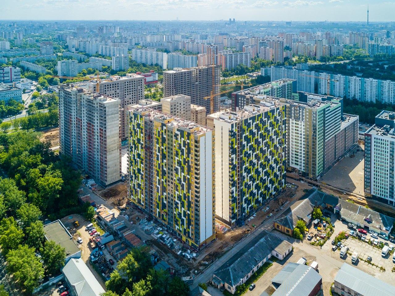 """На ЖК """"Летний сад"""" - начался монтаж фасадных конструкций! Теплозвукоизоляция под ними - лучше, чем у соседнего ЖК """"Город"""" - Страница 6 Jjvz4g12"""