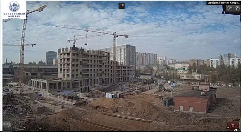 Веб-камеры на площадке строительства ЖК «Серебряный фонтан»  - Страница 3 Cpwyrr10