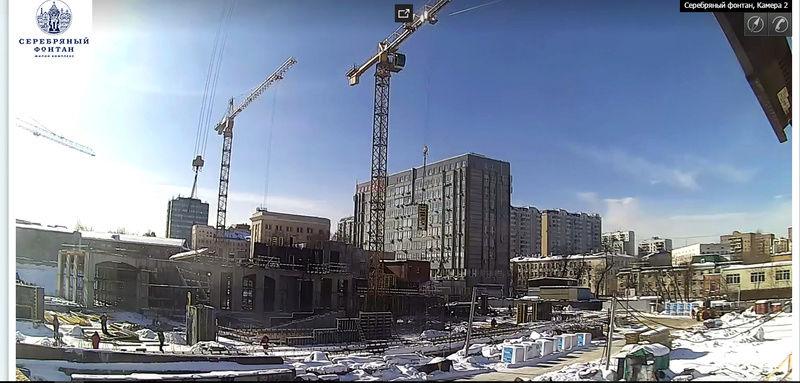 Веб-камеры на площадке строительства ЖК «Серебряный фонтан»  - Страница 3 I7bwmy10
