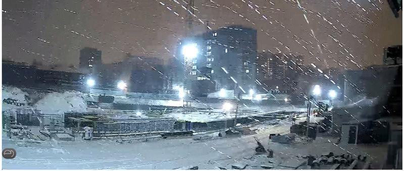 Веб-камеры на площадке строительства ЖК «Серебряный фонтан»  Yt76zw10