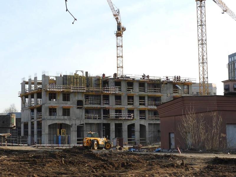 """ЖК """"Серебряный фонтан"""" - очевидно самый масштабный и самый активно строящийся проект в районе ВДНХ: первый большой репортаж с площадки - Страница 3 30594310"""