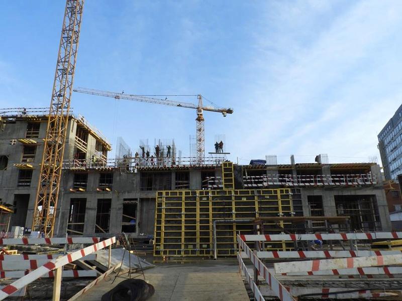 """ЖК """"Серебряный фонтан"""" - очевидно самый масштабный и самый активно строящийся проект в районе ВДНХ: первый большой репортаж с площадки - Страница 3 30652310"""