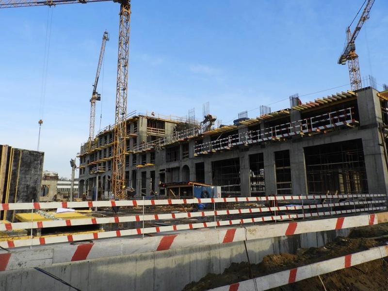 """ЖК """"Серебряный фонтан"""" - очевидно самый масштабный и самый активно строящийся проект в районе ВДНХ: первый большой репортаж с площадки - Страница 3 310"""