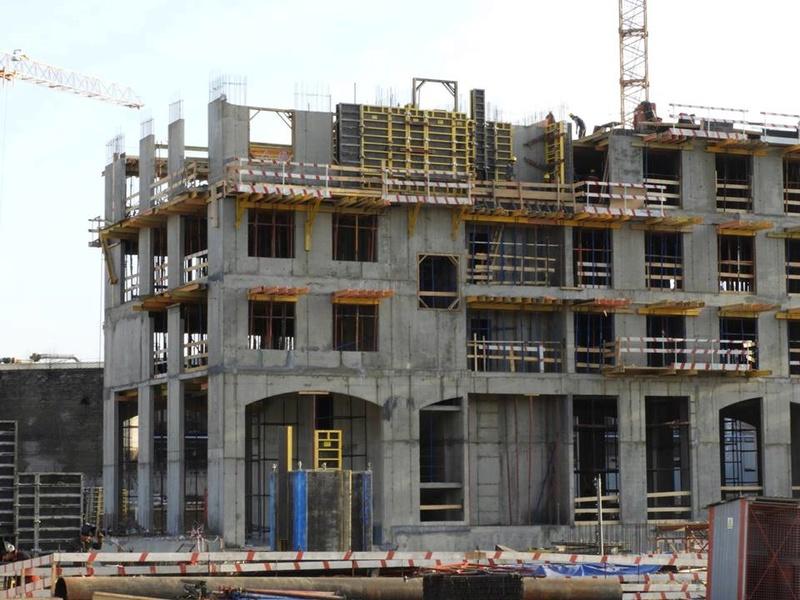 """ЖК """"Серебряный фонтан"""" - очевидно самый масштабный и самый активно строящийся проект в районе ВДНХ: первый большой репортаж с площадки - Страница 3 410"""
