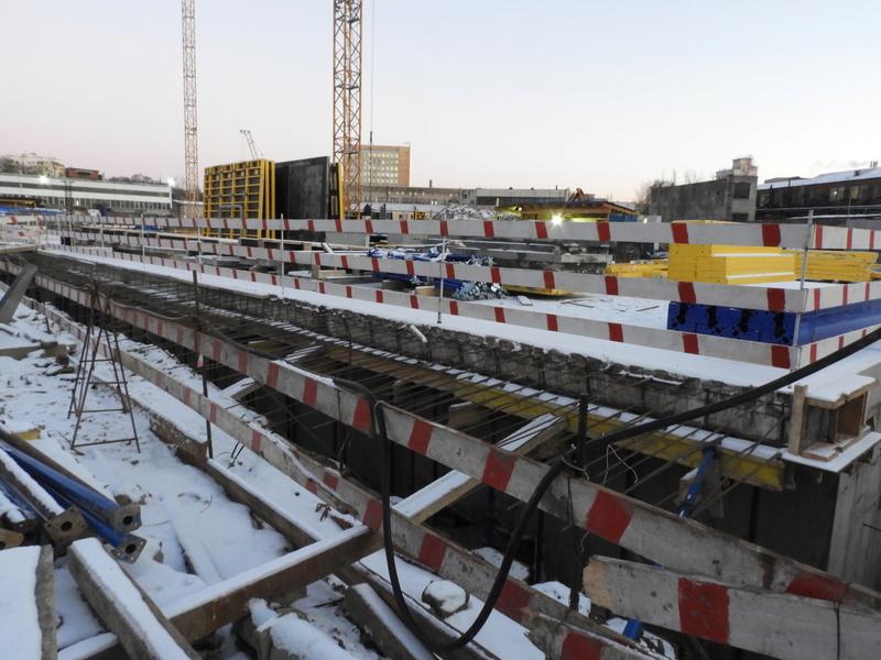 """ЖК """"Серебряный фонтан"""" - очевидно самый масштабный и самый активно строящийся проект в районе ВДНХ: первый большой репортаж с площадки Dscn2315"""