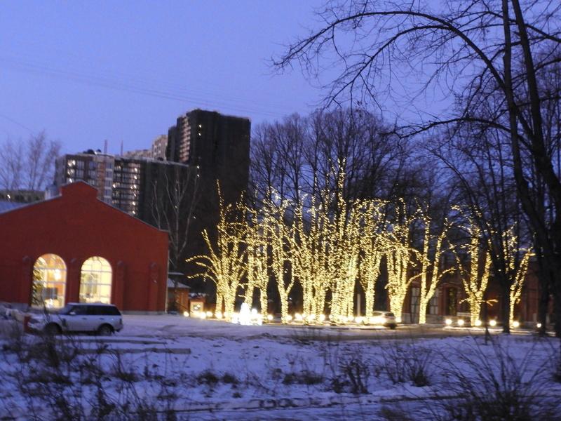 """ЖК """"Серебряный фонтан"""" - очевидно самый масштабный и самый активно строящийся проект в районе ВДНХ: первый большой репортаж с площадки Dscn2413"""