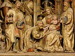 Oro, incienso y mirra, y Otra historia de los Reyes Magos de Oriente Los_re10
