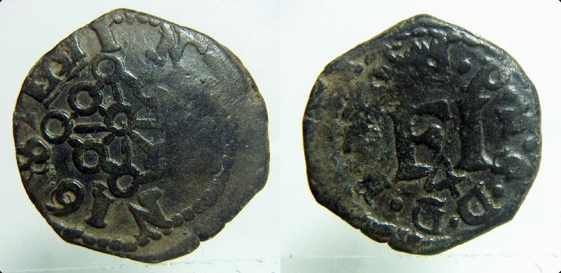 4 cornados de Felipe III ceca de Navarra 168 Pict4510