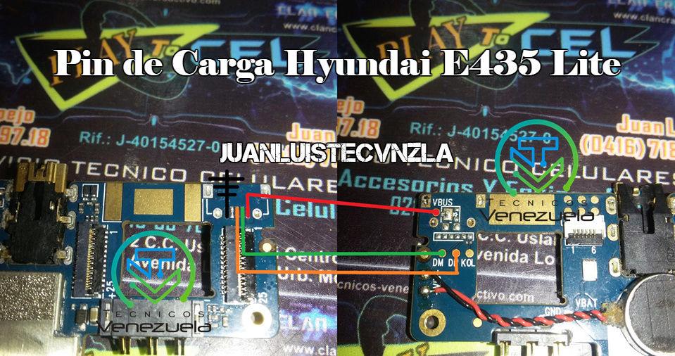 Pistas de Carga Hyundai E435 Lite Pin_de14
