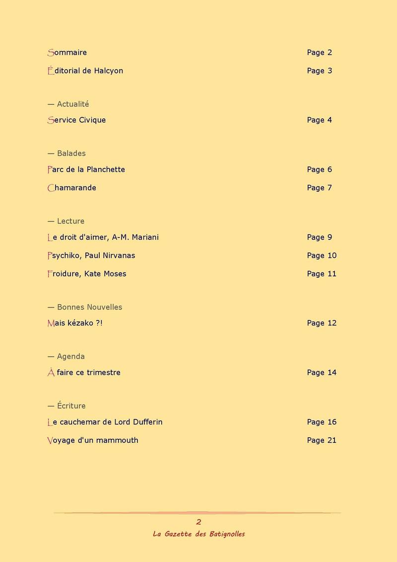 La Gazette des Batignolles n°3 Lgdb0310