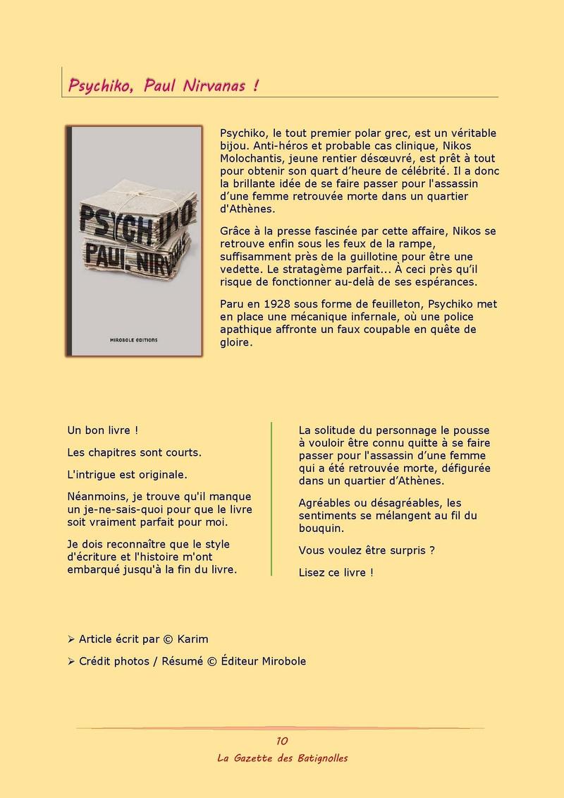 La Gazette des Batignolles n°3 Lgdb0319