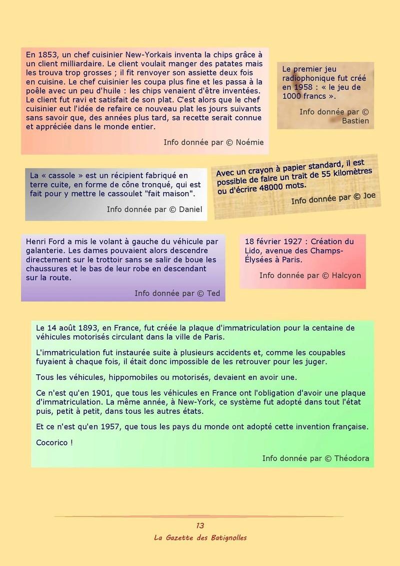 La Gazette des Batignolles n°3 Lgdb0321