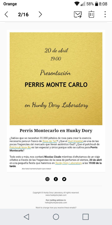 PERRIS MONTE CARLO CHARLA EN HUNKY DORY LABORATORY (DONOSTI) Img-2010