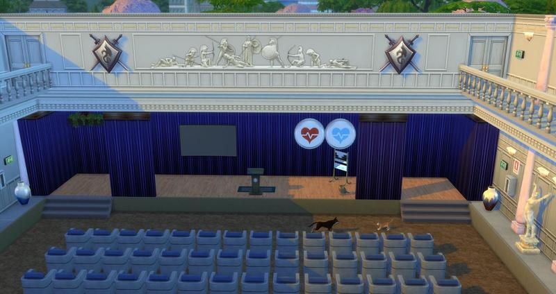 ** Palacio de Congresos de Nova Calabruix (salón de actos) 28-04-10