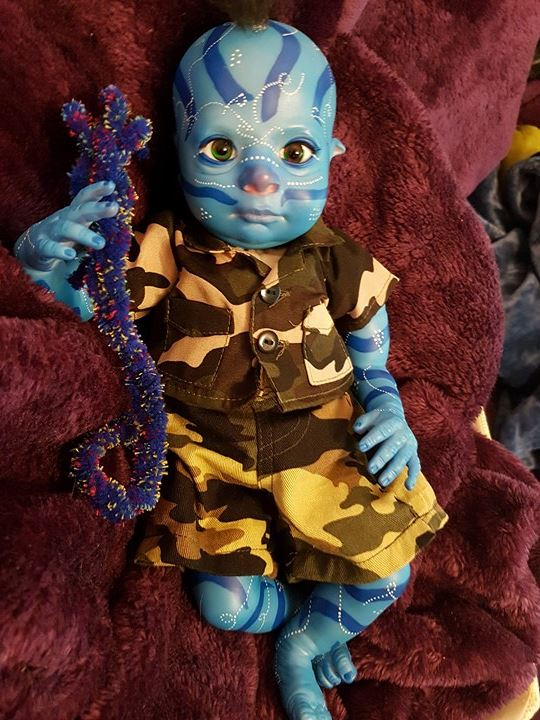 Avatar Baby Avatar10