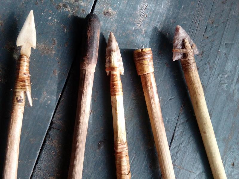 Algunas flechas neoliticas Img_2031