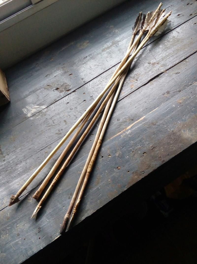 Algunas flechas neoliticas Img_2033