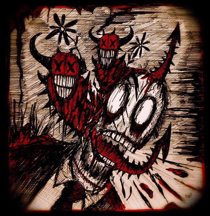 Usuarios como personajes animados Demoni10
