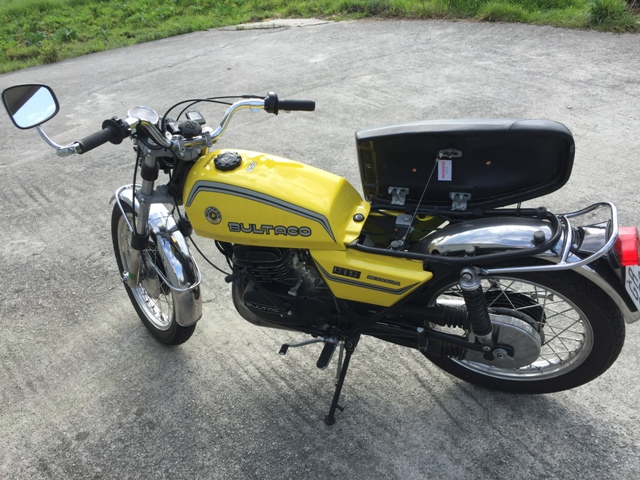 Bultaco Metralla GTS 0910