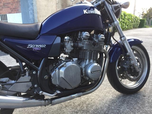 Honda CB750 o Kawa Zephyr 750 ¿Qué opinas?  Img_0817