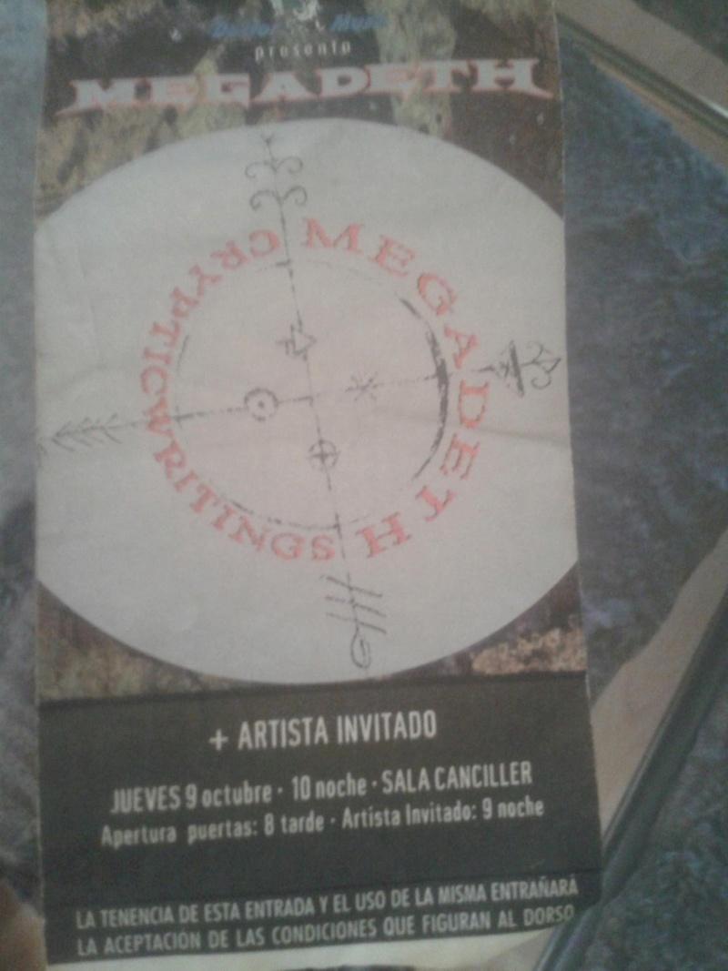 """MEGADETH: 20 Aniversario de """"Countdown to Extinction"""" - Página 7 22291311"""