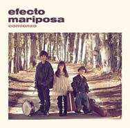 NUEVO ALBUM DE EFECTO MARIPOSA. Portad40