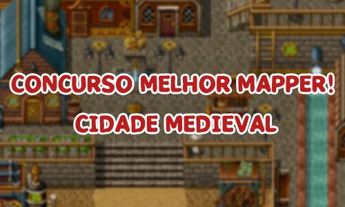 Concurso Melhor Mapper Cidade Medieval Concru10