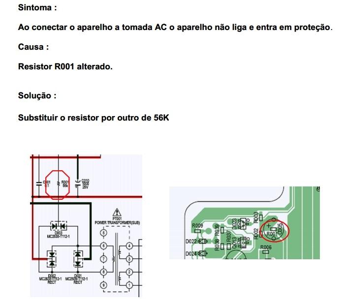 Mini system Sony hcd ex8br dando protect(proteção) Nova_i11