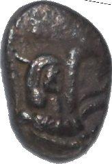 Trihemitetartemorión de Teos 324a11