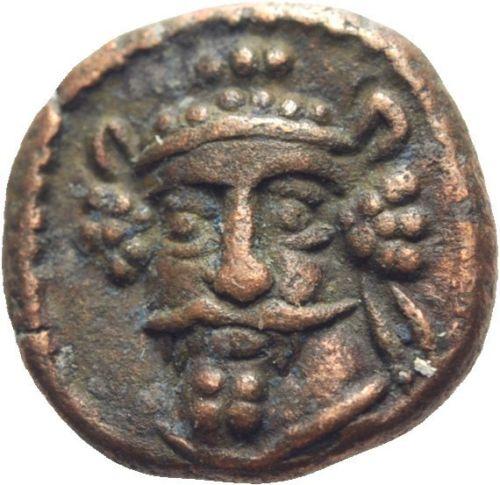Dracma de Orodes IV. Elymais 347b10
