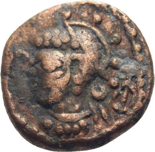 Dracma de Orodes IV. Elymais 347c10