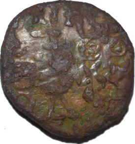 Tetradracma de Kamnaskires VI ó VII ó rey incierto 354a10