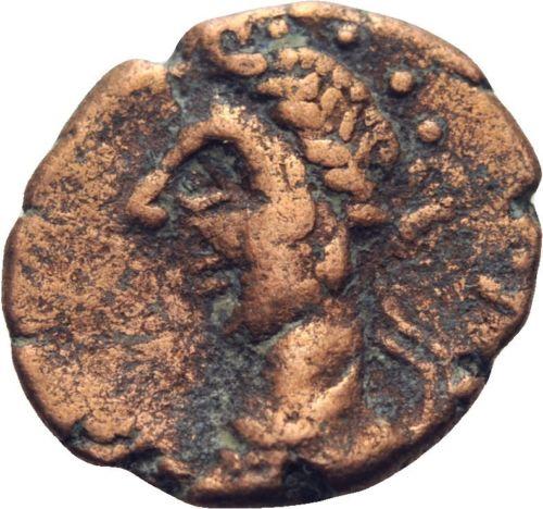 Dracma de Orodes IV. 35510