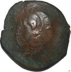 Trachy del imperio latino de Constantinopla 385a10