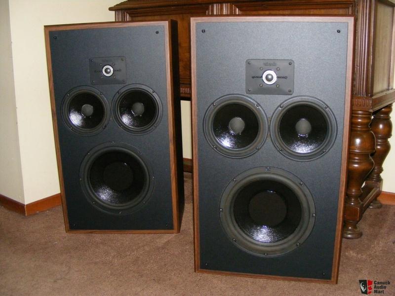 Cajas Raras y veteranas Polk Audio 0980cb10