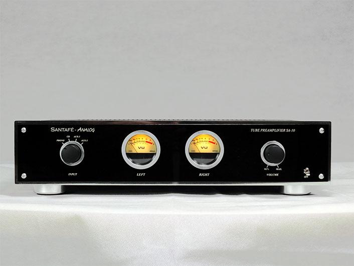 Preamplificador Línea + Phono MM SA-10 Sc_20110