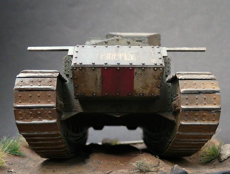 Mk A «Whippet»,1\35,Meng P1090225