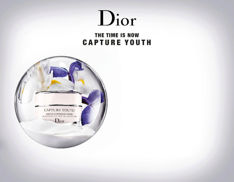 Amostras Dior - Capture Youth 0ed37510