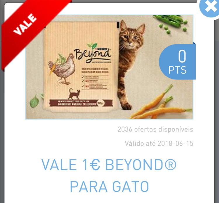 Amostras My Nestlé - Vale Beyond Gato 216c3e10
