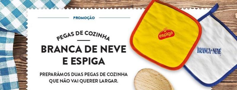 Amostras Espiga - Pegas de cozinha 82f71410