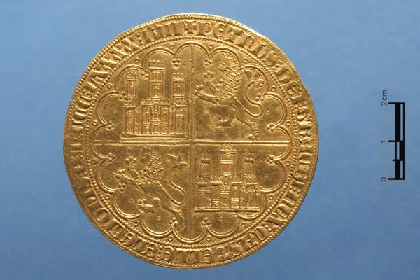 El cincuentín de 1623  Museo_10