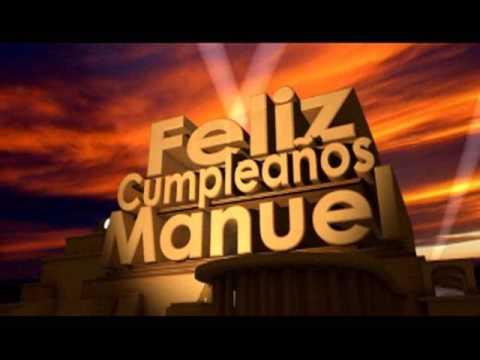 FELIZ CUMPLEAÑOS A MANUEL ANGEL Hqdefa10