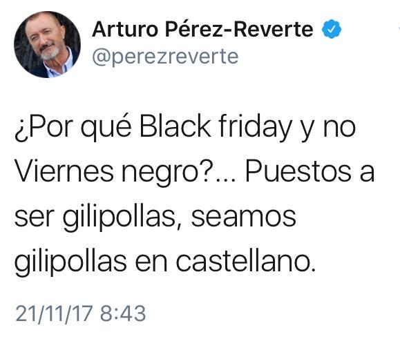 Pérez Reverte, el Chuck Norris español - Página 9 Img_7911
