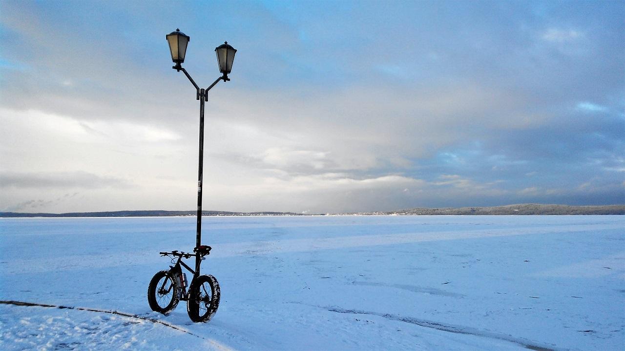 Зимний велосезон 2017-2018 20180111